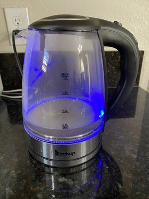 Kettle with elect heater 35 OBO for Sale in Pomona, CA