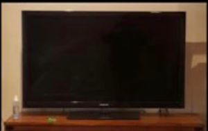 Samsung TV with Apple for Sale in Richmond, TX