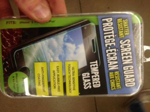 iPhone 6 Plus Screen Protector for Sale in Lone Tree, CO