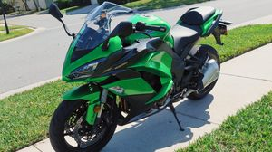 📍One Owner📍 Price 1000💲 Green2017 Kawasaki Ninja 1000rr for Sale in Toledo, OH