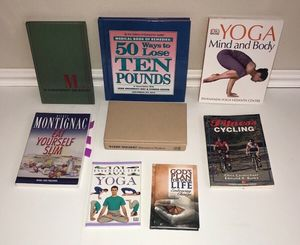Healthy Eating and Exercising Book All this $5 for Sale in Port St. Lucie, FL
