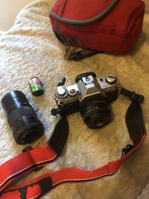 Canon AE-1 35mm film camera for Sale in Philadelphia, PA