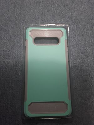 You, case for a Galaxy S10 Plus light green and gray for Sale in Lakewood, CA