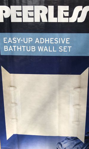 6 shelf bathtub wall set NEVER USED for Sale in Spring, TX