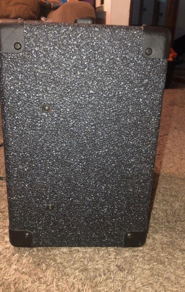 Peavy Bass Amp