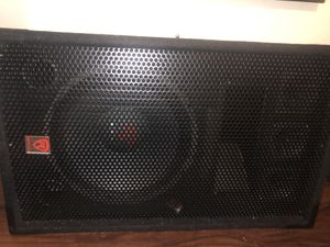 "Rockville RSG12 12"" 3-Way 1000 Watt 8-Ohm Passive DJ/Pro Audio PA Speaker for Sale in Chula Vista, CA"