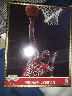 That's a better picture of it 25th anniversary Michael Jordan for Sale in TEMPLE TERR,  FL