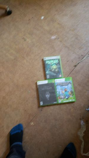 3 Xbox 360 Preownend for Sale in Lynchburg, VA