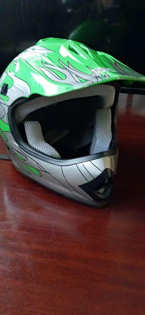 Helmet .. TMS..Youth medium.. Semi. New. for Sale in Santa Ana, CA
