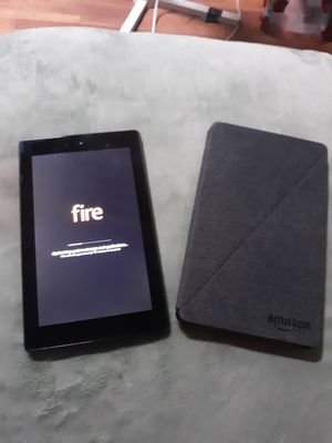Amazon kindle fire pad for Sale in West Covina, CA