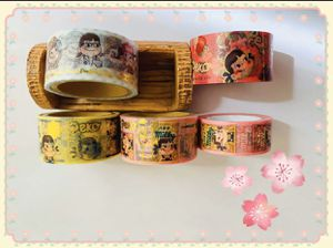 Rare! Japan Limited Ed Peko Washi Set for Sale in Silver Spring, MD