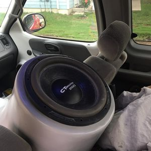 "12"" Ct sounds subwoofer for Sale in Manor, TX"