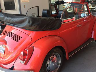 1972 VW Super beetle for Sale in Tulare,  CA