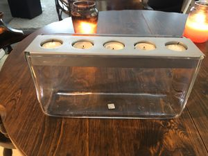 Party lite candle holder for Sale in Clinton Township, MI