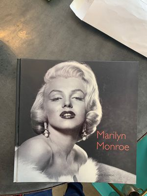 Maryilan Monroe Coffee Table Book for Sale in Lubbock, TX