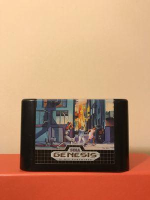 Sega Genesis Video Game: Shadow Dancer The Secret Of Shinobi Cartridge In Great Condition Plays Fine for Sale in Reedley, CA