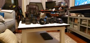 Nikon D7000 and Lenses for Sale in Chicago, IL