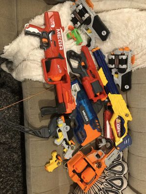 Lot of Nerf Guns for Sale in Bothell, WA