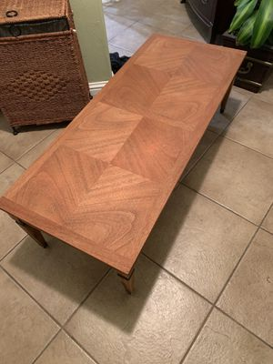 Vintage Coffee Table for Sale in Modesto, CA
