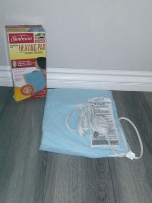 heating pad new $5 for Sale in Chula Vista, CA