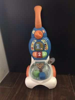 Kids toy vacuum by VTech for Sale in Minneapolis, MN