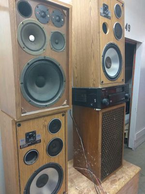 Stereo system ,speakers for Sale in San Francisco, CA
