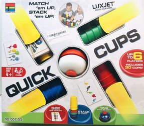 Spin Master Quick Cups Family Game for Sale in Providence,  RI