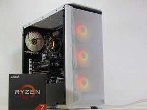 ** BRAND NEW + FINANCING ** Custom Build Gaming Desktop PC Computers AMD Ryzen 7 3700X 16GB RAM 1TB SSD NVIDIA RTX 2070 (8GB) Windows 10 for Sale in Fontana, CA