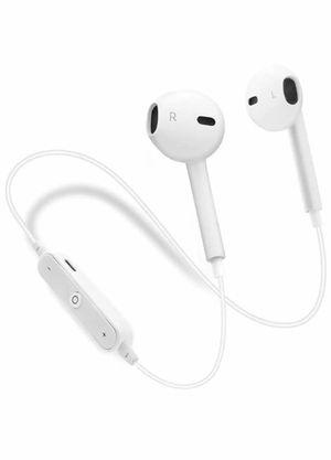 Wireless Earbuds,Bluetooth Wireless Bluetooth EarbudsWireless Headphones-White2 for Sale in Rancho Cucamonga, CA
