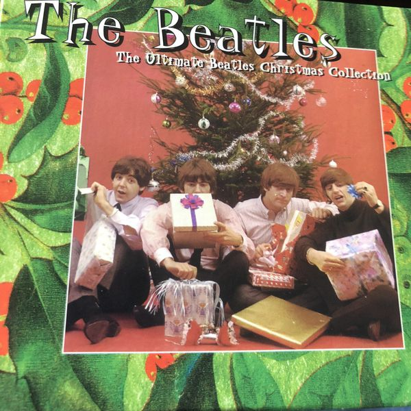 THE ULTIMATE BEATLES CHRISTMAS COLLECTION CD BOX SET