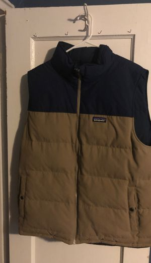 Patagonia Down Vest for Sale in Silver Spring, MD