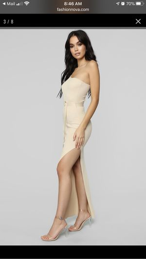 New Fashion Nova one shoulder dress - Size Small for Sale in Aurora, CO
