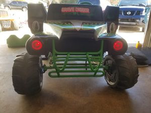 Used, Monster jam ride-on truck for Sale for sale  Conyers, GA