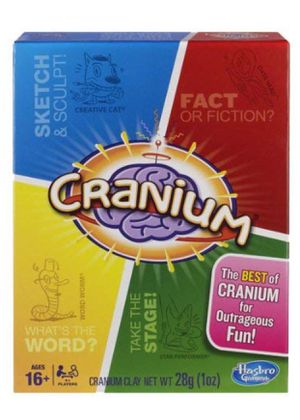 Cranium Board Game (Gaming, Hasbro, Entertainment, Home Games, Home fun, Fun) for Sale in Marietta, GA