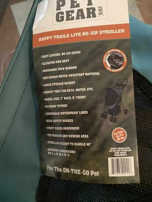 Pet gear dog stroller for Sale in Henderson, NV