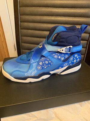 Brand new Jordan retro 8 size 6.5Y with box for Sale in San Antonio, TX