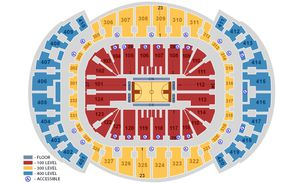 4 Miami Heat vs Cleveland Cavaliers Lower Level Tickets 11/20 for Sale in Miramar, FL