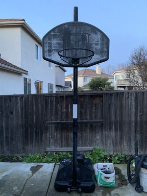 Huffy sport basketball hoop for Sale in Stockton, CA