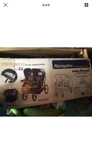 Baby trend Navigator jogging stroller for Sale in Philadelphia, PA