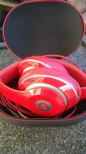 "$$beats ""studio"" headphones"""" for Sale in Tracy, CA"