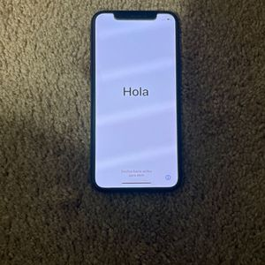 iPhone X 64g Unlocked for Sale in Lincoln Park, MI