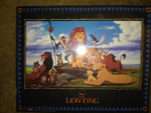 The lion King art for Sale in Tampa, FL