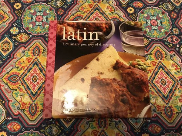 Cookbook - Latin American Cuisine