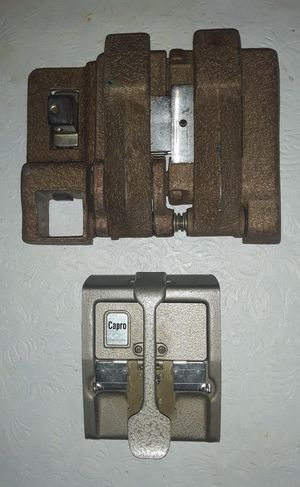 2 Antique Film Editing Splicers for Sale in Hollywood, FL
