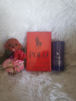 Polo Red with FREE Polo Blue deodorant!!! for Sale in Anaheim, CA