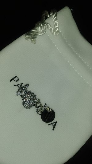 Pandora pave dinosaur charm for Sale in Fort Myers, FL