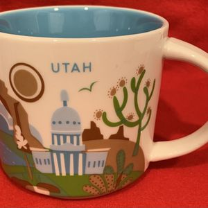 Collectible Starbucks Coffee Mug - Utah for Sale in Stevenson Ranch, CA