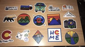 Colorado Stickers for Sale in Lakewood, CO