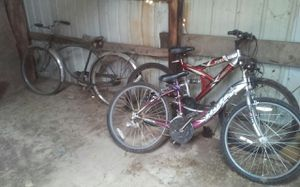 Several girls and boys mountain bike ,all work good for Sale in Logan, OH