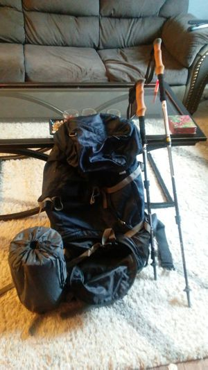 Field and stream hiking backpack kit for Sale in Philadelphia, PA